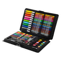 109 Pcs For Drawing And Sketching Color Pen Crayons Case Painting Set For Kids Children Art Drawing