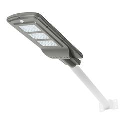 60W Solar Powered Radar Sensor Light Control LED Street Light Outdoor Waterproof Wall Lamp