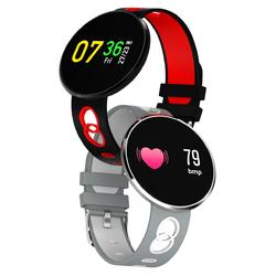 "Bakeey CF006H 0.96"" IPS Color Screen Blood Oxygen Pressure Heart Rate Monitor Pedometer Smart Watch"