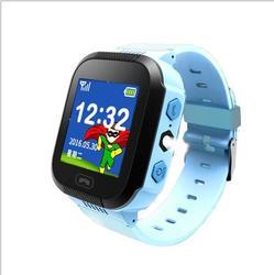 "Bakeey 1.44"" Touch Screen Voice Message Flashlight SOS Track Smart Kids Watch"