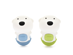 Beideli Dog Shape 180 Degree Rotation Baby Child Security Pinch Guard Injury Preventor Door Stopper