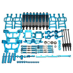 HSP 1/10 Upgrade Parts Package For RC Electric Monster Truck HSP94108 HSP94110 HSP94111