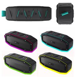 EBS503 10W Double Units Wireless bluetooth Speaker IPX4 Waterproof Outdoors Hands free Speaker