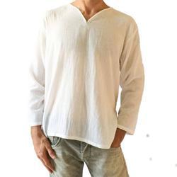 100% Cotton Summer Men's Loose T-shirt
