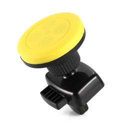 HOCO CA16 Strong Magnetic 360 Degree Rotation Car Phone Holder Air Vent  Stand for iPhone 8 X