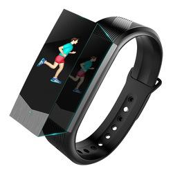Bakeey B30 Digital LED Heart Rate Monitor Pedometer Sleep Fitness Tracker Smart Bracelet Wristband