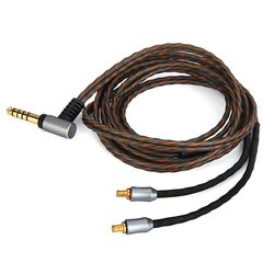 Earmax 4.4mm DIY Replacement Earphone Wire Audio Cable For ATH CKR100 CKR90 CKS1100 LS400 LS300