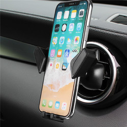 Universal 360 Degree Rotation Car Mount Air Vent Holder Stand for Samsung Xiaomi Mobile Phone