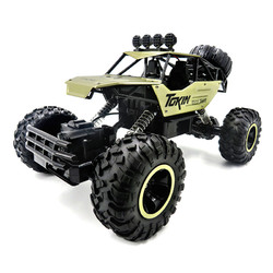 Flytec 6026 1/12 RC Car Vehicle 2.4G Metal Alloy Car Body Shell Rock Crawler Buggy Model Toy
