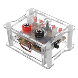 AD584 4 Channel 2.5V/7.5V/5V/10V High Precision Voltage Reference Module With Transparent Housing