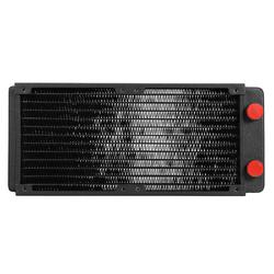 Copper 240mm Desktop PC Computer Water Cooling Radiator