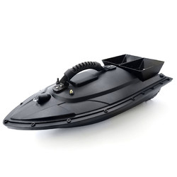 Flytec 2011 5 50cm Fishing Bait RC Boat Fish Finder 5.4km/h Double Motor Toys