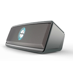Maiha M008 Double Units Portable Wireless bluetooth Speaker LED Colorful Light TF Card AUX Speaker