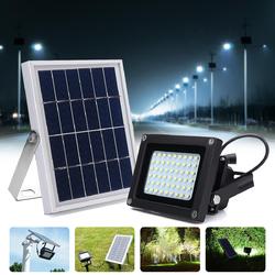 54 LED Solar Light Outdoor Waterproof Sensor Security Flood Lamp Dusk-to-Dawn Lantern