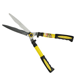 Pruning High Branches Pruning Shears Branches of Fruit Trees Green Garden Scissors Stretch Shears