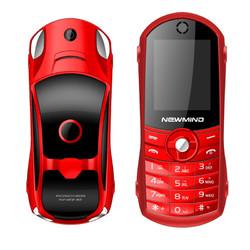 NEWMIND F8 Car Model Cellphone 1.8'' 1900mAh Flashlight Music Player Dual Sim Mini Card Phone