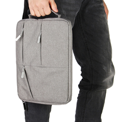 "13 Inch Nylon Waterproof Laptop Tablet PC Sleeve Bag For Laptop/Macbook/iPad Under 13"""