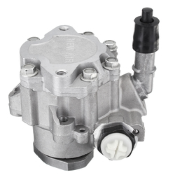 New Power Steering Pump Engine Air Pump For BMW E46 3 Series 325i 328i