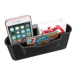 Universal Strong Sticky Large Capacity Car Storage Box Phone Holder for iPhone Mobile Phone