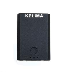 KELIMA TX7 100 MBPS Car bluetooth Receiver Transmitter Micro USB Port