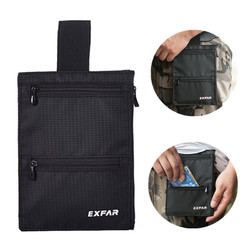 EXFAR Outdoor Large Capacity Belt Bag Waist Bag for iPhone Xiaomi Mobile Phone Non-original