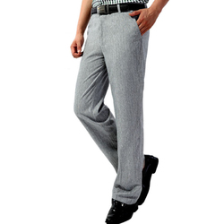Middle-aged Men's Casual Suits Pants
