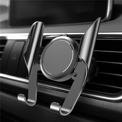 Universal 360 Degree Rotation Car Mount Air Vent Phone Holder Stand for iPhone Mobile Phone