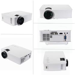 Category: Dropship Smart Devices, SKU #1303146, Title: Thinyou GP-9 HD Mini Projector LED Multimedia Home Theater USB VGA HDMI TV AV