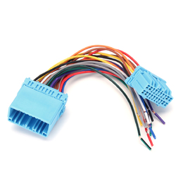Car Speaker Wiring Harness Adapter HD-1820 HWH-820 for Honda accord EX2003-2009