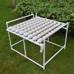 Category: Dropship Lab & Scientific Supplies, SKU #1308938, Title: 72 Sites Horizontal Hydroponic Grow Kit Plant Deep Water Garden DWC System Vegetable Planting Growing