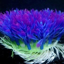 Artificial Plastic Plant Water Grass Fish Tank Aquarium Ornament Decorations New