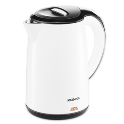 KONKA KEK-15DG1585 Electric Kettle Double Layers Smart Auto-off Quick Electric Boiling Pot Thermal
