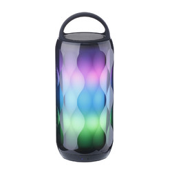 Portable LED Colorful Wireless bluetooth Speaker TF Card Handsfree Bass Stereo Speaker