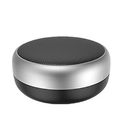 Maiha Portable Wireless bluetooth Speaker Metal Stereo Subwoofer Outdoor Headset Speaker With Mic