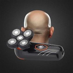 5 Heads Electric Floating Shaving Razor Intelligent Speedy