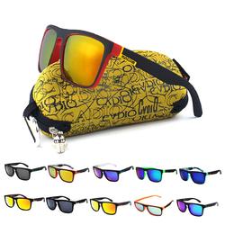 KDEAM KD156 Polarized Sunglasses Men Sport Bike Bicycle Cycling Motorcycle Scooter Eyewear