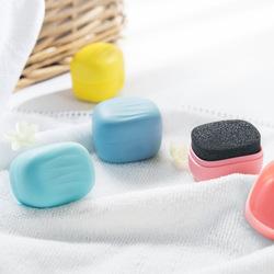 Home Portable Mini Travel Sponge Leather Shoes Polish Cleaning Brush Tool Oil Shoes Brush