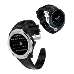 Bakeey C1 1.3inch 512MB 8GB GPS Heart Rate Monitor Pedometer bluetooth Smart Watch For iPhone X 8/8P