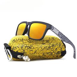 KDEAM KD901P-C13 Polarized Sunglasses Men Bike Fishing Cycling Driving Motorcycle Outdoor Sun Glasse