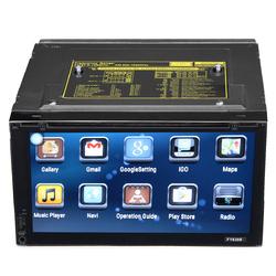 7 Inch TFT High Definition Screen Car MP5 Player WIFI bluetooth Car Stereo GPS Nav Camera