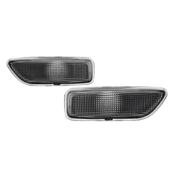 Left/Right Front Side Marker Lights Wing Indicator for Volvo S60 V70 S80 XC70 XC90