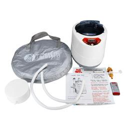 2L Portable Foldable Steamer Sauna Tent Room Hat Weight Loss Slimming Skin Spa 220V