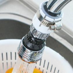 Faucet Shower Applicators Splash Sprinklers Tap Water Economizer Pipe Fittings General Hardware