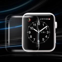 Bakeey Clear PC Watch Protective Case For Apple Watch Series 1/Series 2/Series 3 38mm/42mm