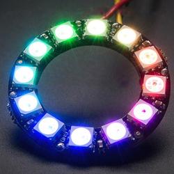 10Pcs CJMCU 12 Bit WS2812 5050 RGB LED Driver Development Board