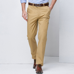 Business Cotton Modal Breathable Suit Pants for Men