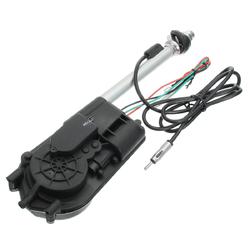 12V FM AM Automatic Universal Retractable Antenna Car Aerial Antenna Electric Radio Carro