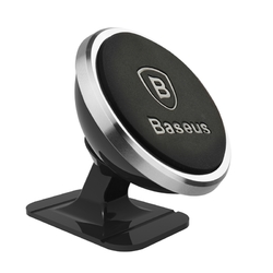 Baseus Powerful Magnetic 360 Degree Rotation Car Mount Dashboard Holder for All Mobile Phone