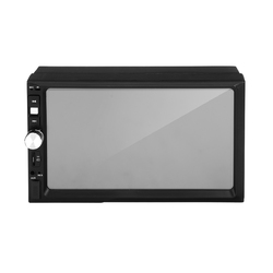 7080B 7 Inch 1080P 2DIN Car MP5 Player HD Touch Screen bluetooth Hands-free with TF Square Camera