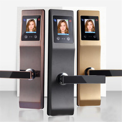Category: Dropship Hardware & Accessories, SKU #1344504, Title: Face Recognition Smart Lock Palmprint Recognition Non-fingerprint Application Password Door Lock